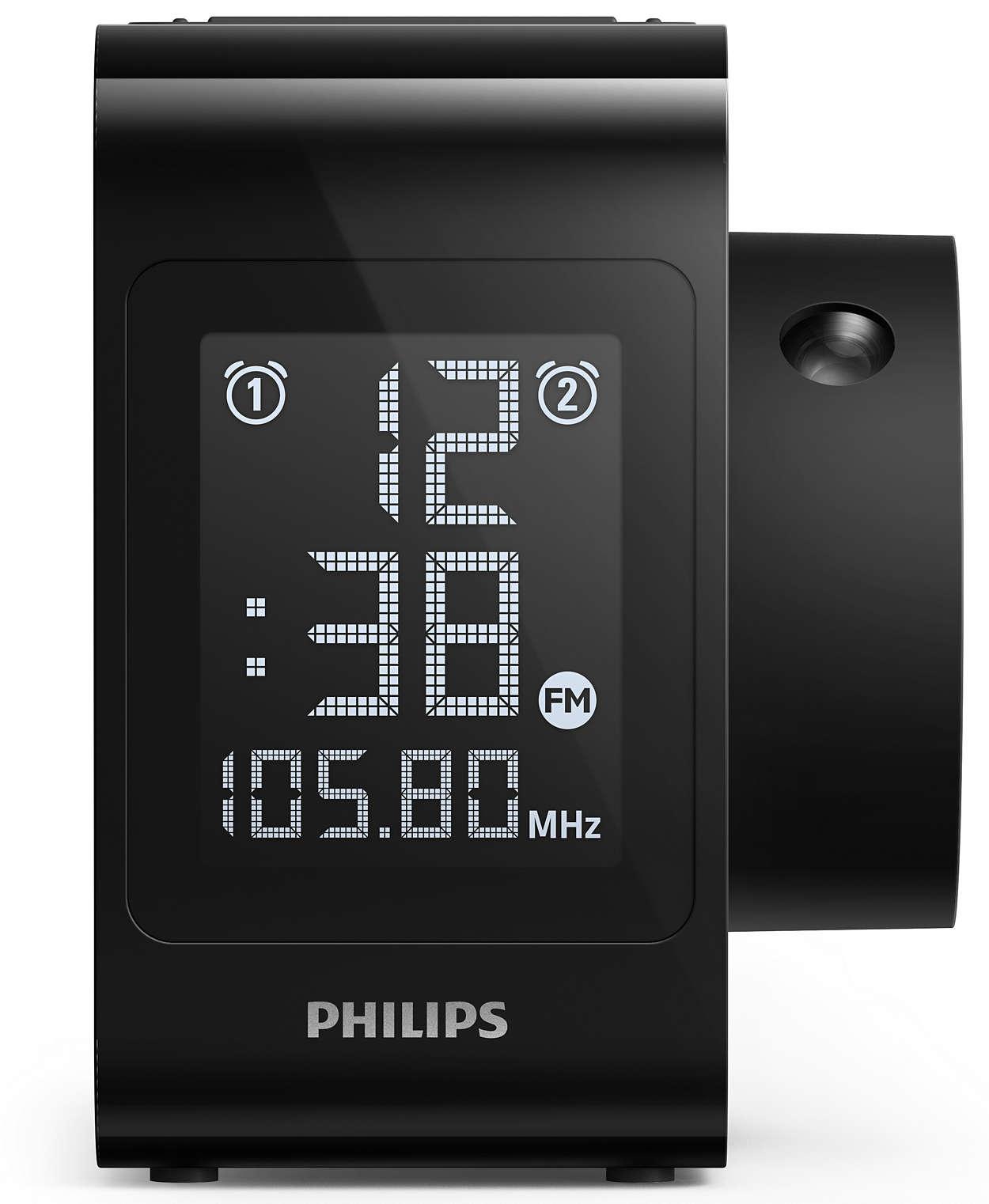 Radio-réveil AJ4800 12   Philips d1881d9f4fb3
