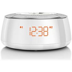 AJ5000/05  Digital tuning clock radio