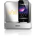 Klokradio met alarm, voor iPod/iPhone