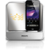Philips Alarm Clock radio for iPod/iPhone AJ5305D with Lightning connector for iPod/iPhone FM, dual alarm 4W