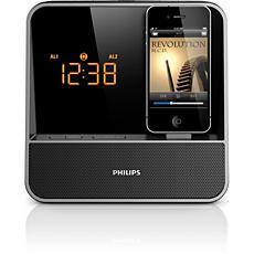 AJ5350D/12  Radiowecker für iPod/iPhone