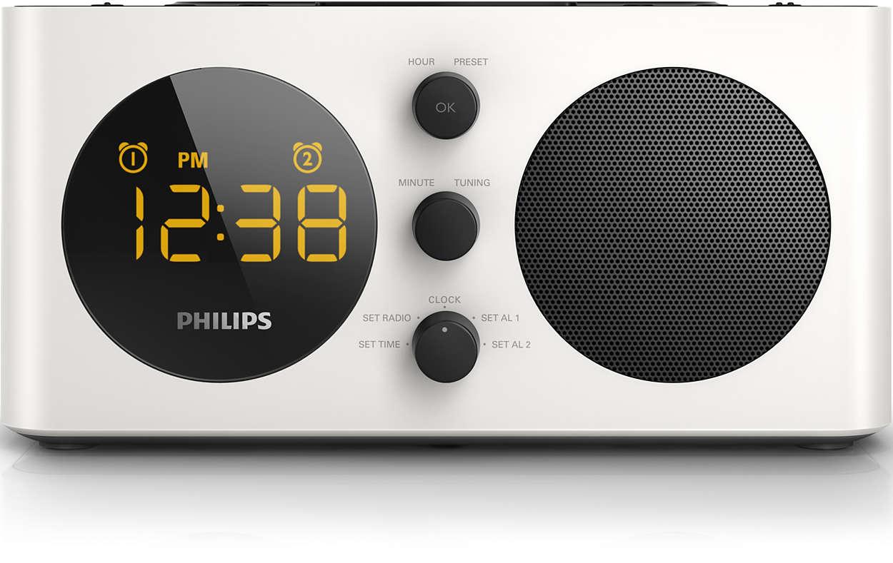 Clock Radio Aj6000 12 Philips Kit Digital Fm Display Frequensi Counter Untuk Tuner