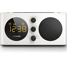 AJ6000/12 -    Rádio relógio