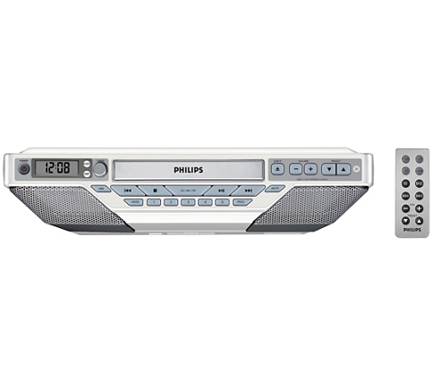 Radio de cuisine avec minuterie aj6111 37 philips for Radio de cuisine