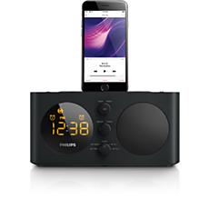 AJ6200DBZ/98  Alarm Clock radio for iPod/iPhone