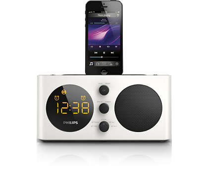 Acorde com óptima música do seu iPod/iPhone