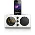 iPhone/iPod 專用鬧鐘收音機
