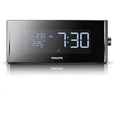 AJ7010/12  Digital tuning clock radio