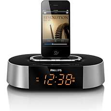 AJ7030D/12  Alarm Clock radio for iPod/iPhone