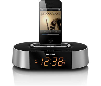 Wake up to your iPod/iPhone music