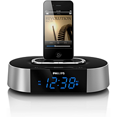 AJ7030D/37  Alarm Clock radio for iPod/iPhone
