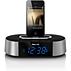 Radio-réveil pour iPod/iPhone
