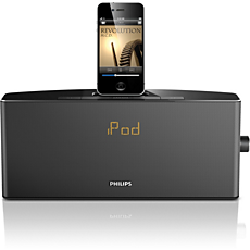 AJ7034D/12  Docking station voor iPod/iPhone