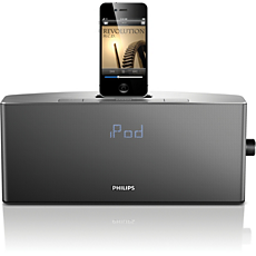 AJ7035D/37 -    docking system for iPod/ iPhone