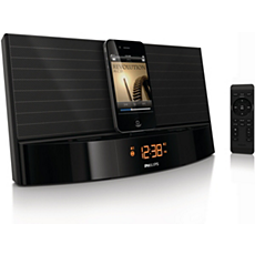 AJ7040D/12 -    Docking station voor iPod/iPhone