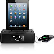 AJ7050D/12 -    docking station voor iPod/iPhone/iPad
