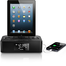 AJ7050D/12  docking station voor iPod/iPhone/iPad