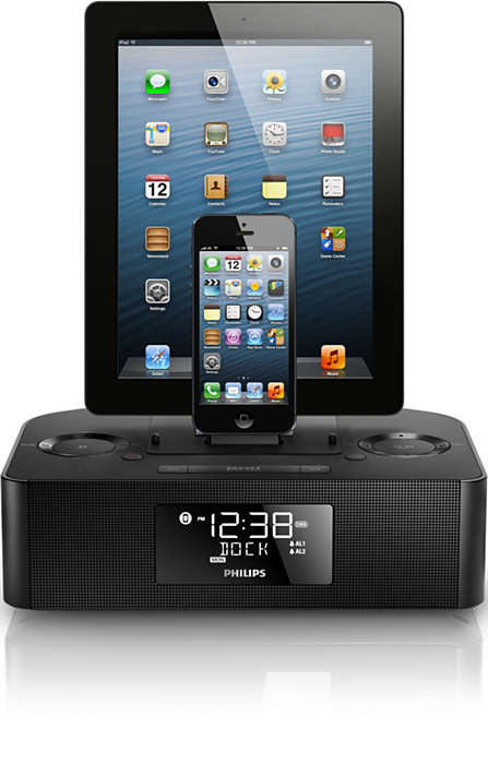 Bu iPod/iPhone/iPad bağlantı istasyonuyla