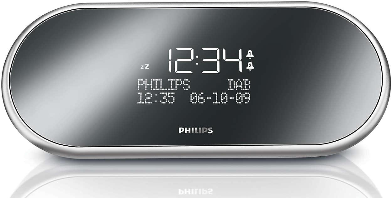 digital tuning clock radio ajb1002 79 philips. Black Bedroom Furniture Sets. Home Design Ideas