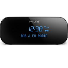 AJB3000/12  Klokradio
