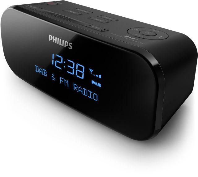 Philips DAB+ / FM Radiowecker (AJB3000/12)