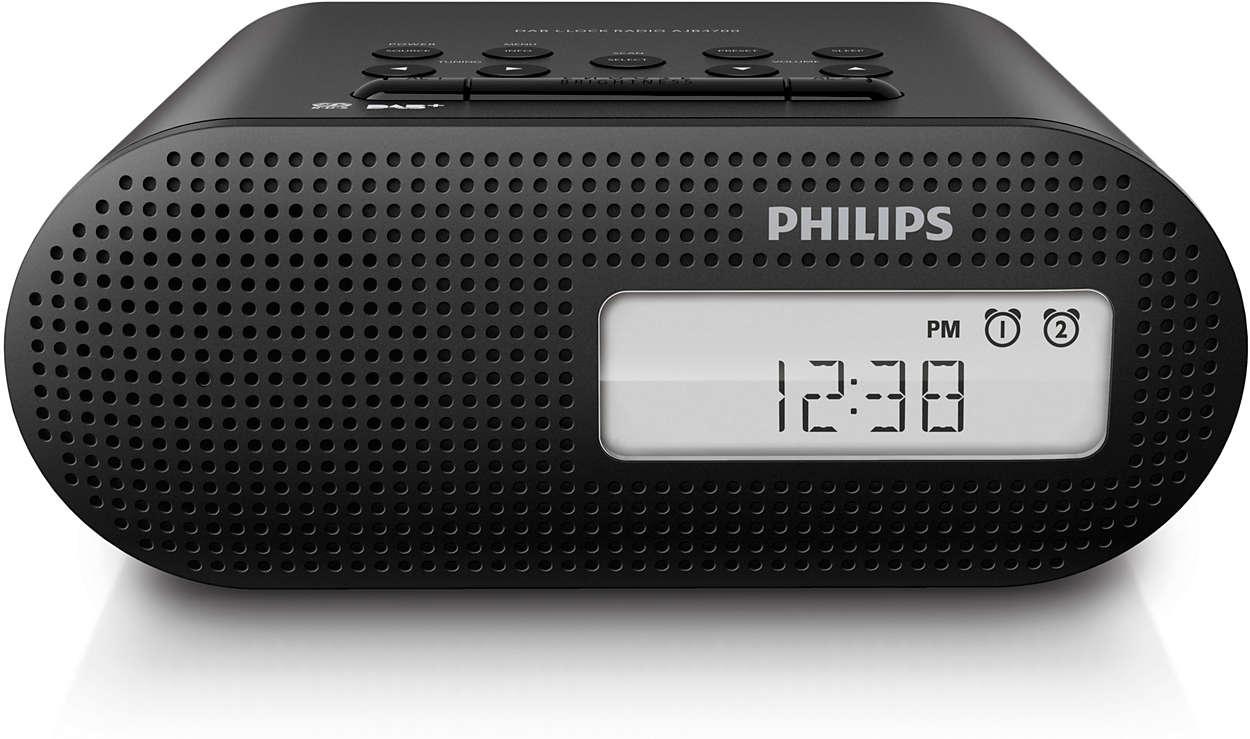 Levántate con tu radio favorita
