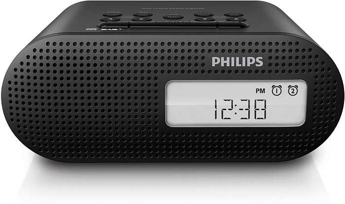 Ontwaak met uw favoriete radioprogramma
