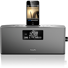 AJB7038D/10  Docking station per iPod/iPhone