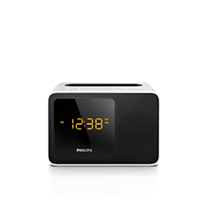 AJT5300W/12  Clock Radio