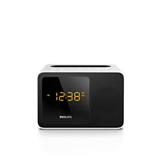 AJT5300W/12  Clock Radio