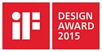 جائزة تصميم المنتج iF للعام 2015