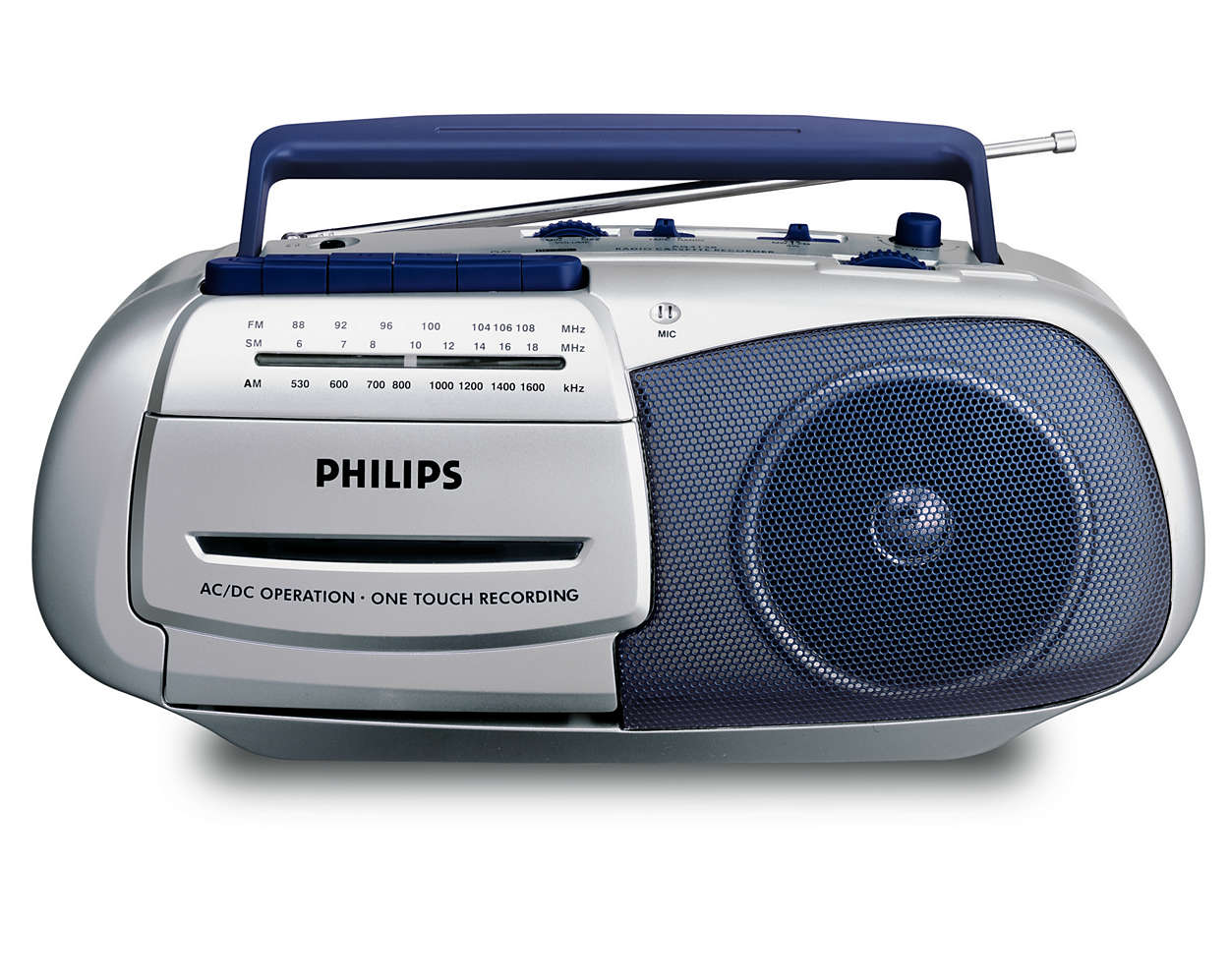 radio cassette recorder aq4130 01 philips. Black Bedroom Furniture Sets. Home Design Ideas