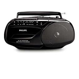 Radio Cassette Recorder