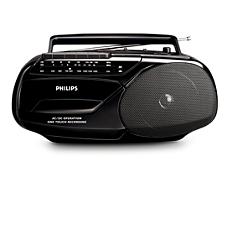 AQ4140/98  Radio Cassette Recorder