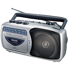 AQ4150/00  Radiocasetofon