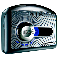 AQ6401/00Z -    Portable Cassette Player