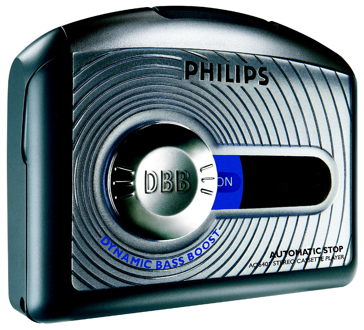 Portable Cassette Player AQ6401/00Z | Philips