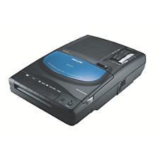 AQ6455/00  Radio-cassette/magnétophone
