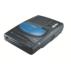 AQ6455/00 -    Rádio/grav. cassetes portátil