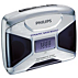 Philips Portable Cassette Player AQ6495