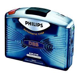 Baladeur cassette