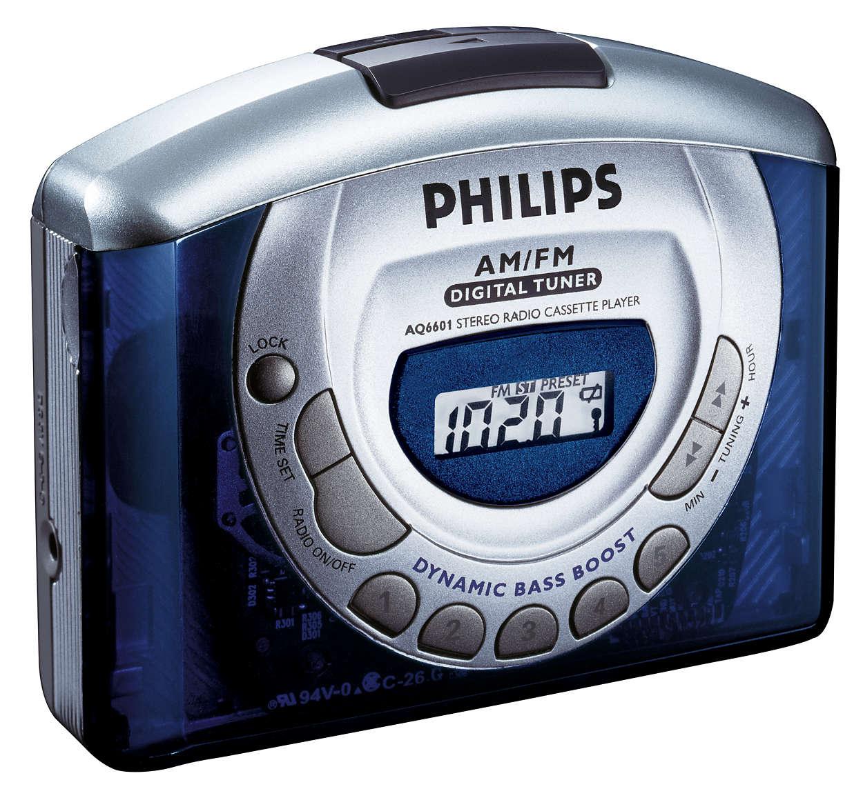 Digital stereo radio