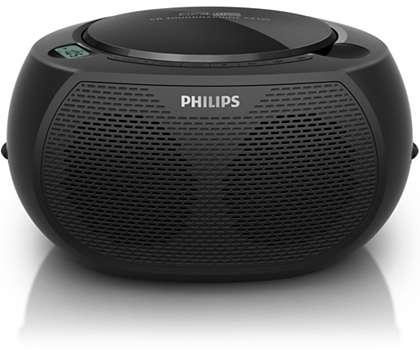 Disfrutá de tu música en MP3