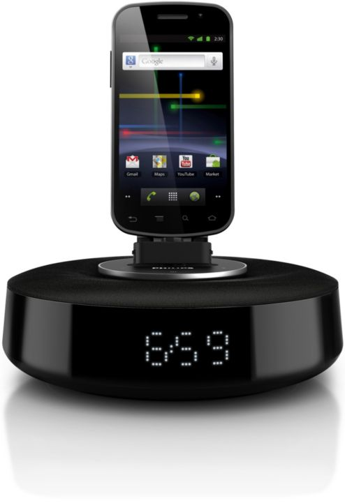 Docking Speaker With Bluetooth 174 As111 37 Philips