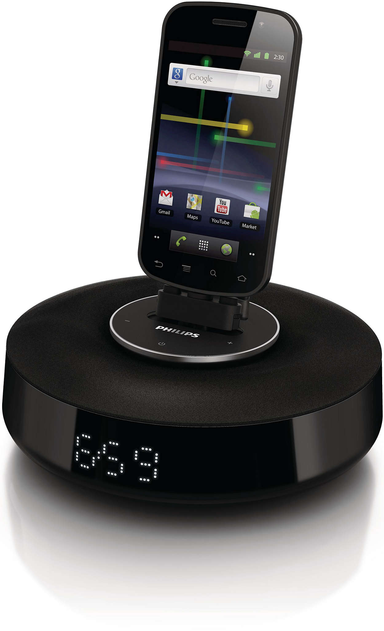 docking speaker with Bluetooth® AS10/10  Philips