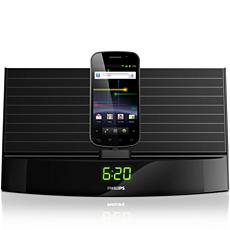 AS140/37  haut-parleur avec station d'accueil Bluetooth®