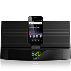 AS141/98  docking speaker with Bluetooth®