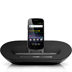 AS351/05  docking speaker with Bluetooth®