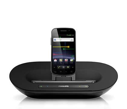 Rechargez votre téléphone Android en musique