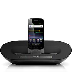AS351/78  caixa acústica com dock e Bluetooth®